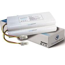Lot de 2 batteries 14.4V 3500mAh pour Samsung Navibot VC-RA52V
