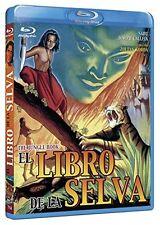 Jungle Book (Blu-Ray) Faith Brook, Sabu, Zoltan Korda BRAND NEW SEALED