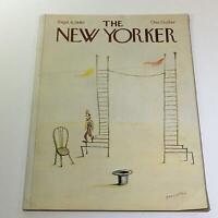 The New Yorker: September 8 1980 Full Magazine/Theme Cover Paul Degen
