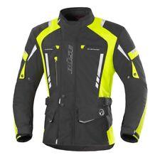 Büse Torino Pro Herren Textiljacke schwarz neon gelb Gr. XL/54 wasserdicht