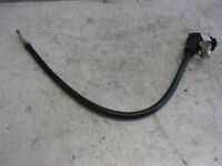 Cable minus Cable Battery Lead BMW 5 Touring (F11) 520D 9243752