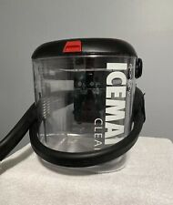 DONJOY IceMan Clear 3 Cold Therapy Pain System Shoulder Pad & adapter CLEAN!!!!