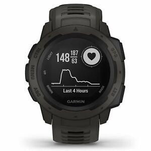 Garmin Instinct(TM) Rugged GPS Graphite 010-02064-00