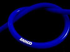 SAMCO 4mm x 1m Blu Vac SILICONE confezioni Boost Tubo Linea Tubo Tubo Aria Acqua Olio
