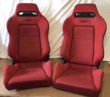 Honda Civic TypeR  EK9 (95-00) OEM Recaro Seat (pair)