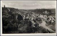 WAISCHENFELD Fränkische Schweiz Bayern Gesamtansicht alte AK um 1930/40 ungel.