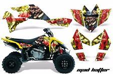 Suzuki LTR450 AMR Racing Graphics Sticker Kits ATV LTR 450 DECALS 06-09 MAD YR