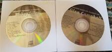 2 CDG KARAOKE HITS OUTLAW COUNTRY GLEN CAMPBELL & MICKEY GILLEY CKC41,50 CD+G
