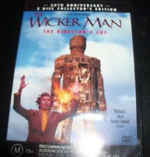 The Wicker Man 30th Anniversary 2 Disc Special Edition (Aust Region 4) DVD - NEW