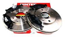 Mintex Frein Avant Ensemble Disques, Pads Citroen Peugeot MDK0079 (Real Image de partie)