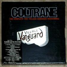 COLTRANE ~ COMPLETE 1961 VILLAGE VANGUARD RECORDINGS ~ 4 CD SET ~ BRAND NEW JAZZ