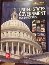United Stares Governent Our Democracy, McGraw Hill ISBN: 9780076634538