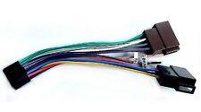 ISO Autoradio Adaptateur JVC kw-av50 kw-av60bt kw-av70bt kw-av51kw-av61bt kw-av71bt
