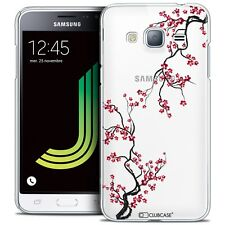 Coque Crystal Pour Samsung Galaxy J3 2016 (J320) Extra Fine Rigide Summer Sakura