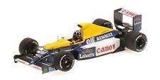 Minichamps F1 Williams Renault FW13B Damon Hill 1/43 F1 Testing Silverstone 1991