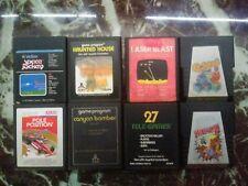 Lot of atari 2600 games