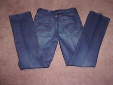Women Cruel Girl Brand Denim Jeans Boot Cut Slim Fit Junior SiZe 11 Long EUC!!!