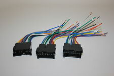 Lot of 3 Metra Wire Harness for Most 1999-2008 Hyundai & Kia Vehicles