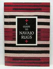 A Guide to Navajo Rugs by Susan Lamb