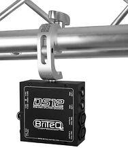 Briteq DS-12 PRO - Truss mount Mini DMX Lighting Splitter lighting controller