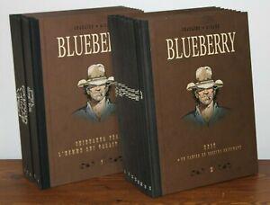 Blueberry / l'intégrale le Soir / 2009 / 15 volumes  / Charlier et Giraud / EO