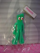 "GUMBY 2.5"" BENDY FIGURE NEW IN BAG - BENDABLE ACTION"