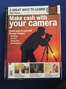 make cash with your camera