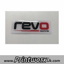 Resina Insignia De Gel Revo Tuning Ford Fiesta Focus ST RS VW/Audi/Skoda/Asiento