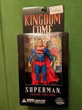 Superman Kingdom Come Wave 1 Figure Dc Direct Nib Alex Ross Mark Waid Jla