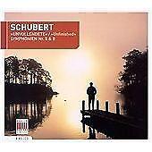 SCHUBERT - SYMPHONY NO 5 & 8  0185622BC  NEW CD