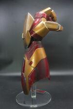 CATTOYS Iron Man Mark 42 1/1 Hand Armor Auto Light Up Laser REALISTIC PAINT LEFT