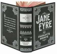 Jane Eyre Charlotte Bronte Hardcover Leatherbound