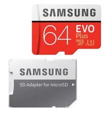 Samsung 64GB Micro SD Card EVO+ Class 10 100MB/s U3 Fits GoPro Hero 4 5 6 7