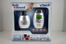 New sealed VTech DM221 Safe Sound Digital Audio Baby Monitor Safety