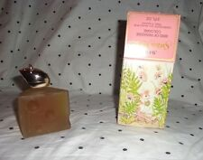 Swiss Mouse Cheese Collectible Bottle Avon Perfume Cologne Decanter Glass