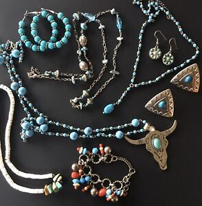 Vintage Southwest Style Jewelry