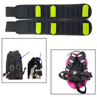 Details about  /Diving Donut Wing 45lbs Dual Tank Buoyancy with 22 inch LP Hose 14inch Airway