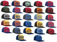 NEW NBA adidas Two Tone Snapback Flat Brim Cap Hat