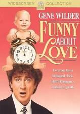 FUNNY ABOUT LOVE DVD (1990) Gene Wilder Christine Lahti Mary Stuart Masterson