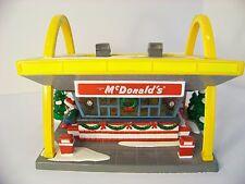 McDonalds - MIB - Dept 56 - Snow Village- Item # 54914