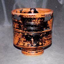 Old Jeff Oestreich Pottery Yunomi Tea Cup Warren MacKenzie Bernard Leach Student