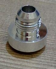 AN6 -AN6 Aluminium weld on fitting / bung JIC dash 6