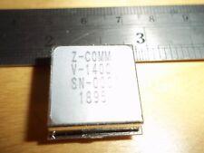 Z Comm Voltage Controlled Oscillator Vco V1400 900mhz 1900mhz