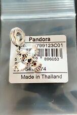 Pandora Charm Bead HARRY POTTER HEDWIG BUHO 799123C01 Encanto Colgante S925 Ale
