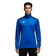 Adidas Boys Regista 18 Long Sleeve Zip Top Training Football Size S M L XL XXL