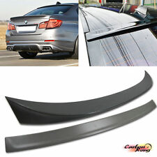 BMW F10 5-SERIES 3D TYPE ROOF & A TYPE TRUNK SPOILER WINGS 2016 530d 520i