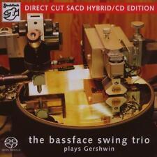 Plays Gershwin (Mehrkanal) von The Bassface Swing Trio (2007)
