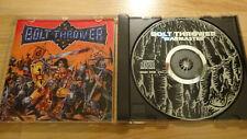BOLT THROWER WAR MASTER MOSH29 CD 2002 OBITUARY ENTOMBED MORBID ANGEL CARCASS LP