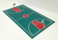 Outland Models Train Railway Layout Basketball Court N Scale 1:160