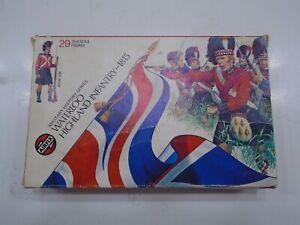 Airfix Waterloo Highland Infantry - 1815 - #51462 - 29 in original box